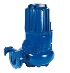 KSB will supply pumps like this AMAREX KRT to 52 Chinese municipal effluent treatment plants