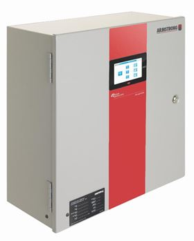 Armstrong's IPS 4000 is designed for commercial HVAC pumping stations of up to eight pumps and 16 zones.
