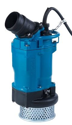 KTZ pumps with multi-directional discharge.