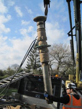 Wilo is supplying a range of borehole pumps to Anglian Water.