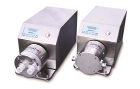 Quattroflow QF1200-HT single- and multi-use pumps.