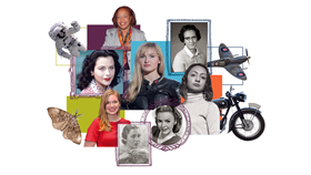 The IET's new exhibition focuses on women in engineering, past and present.