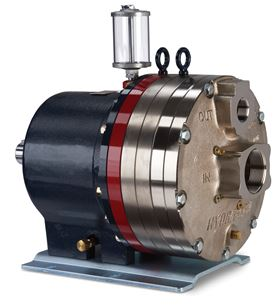 The seal-less design of Hydra-Cell D66 pumps means there are no mechanical seals, cups, or packing to leak, wear, or replace.