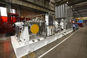 Sulzer offers independent expertise that includes large high voltage motors.