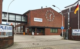Pleuger Industries' headquarters in Hamburg. © Pleuger Industries – Willi Wester.