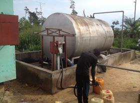 Bell Flow Systems supplied a reliable monitoring and secure fuel management system in Africa.