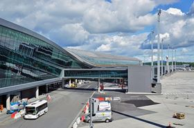 Oslo Gardermoen Airport. Image courtesy of Shutterstock/EQRoy.