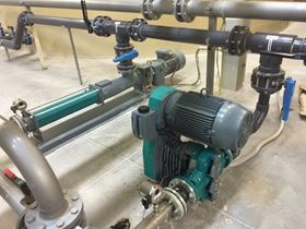 The TORNADO T2 range is a rotary lobe pump that aims to minimise service times and enable more economical production.