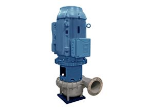 NSL Scrubber pump in stainless steel.