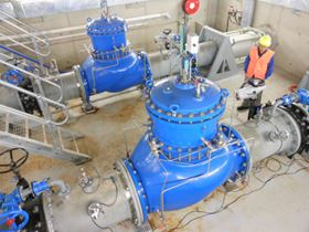 There were several challenging applications where control valves were needed to perform in extreme conditions.