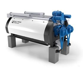 A Compact Press from Kempulp. Image © Andritz.