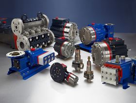Wanner's metering and dosing pumps deliver a virtually pulse-free linear flow.
