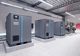 Atlas Copco has unveiled the new energy-efficient ZS 4 VSD+ blowers.
