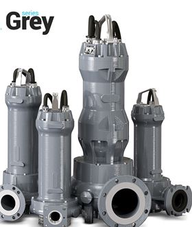 Zenit's Grey series of submersible electric pumps will be on show at IFAT 2018