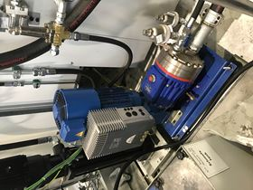 Hydra-Cell Intelligent Pump control delivers just the right flow of coolant to maintain the required system pressure, regardless of tool size.