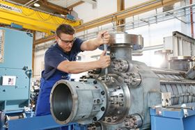 Sulzer's new purpose-built facility in Middelfart is designed to optimise workflows.