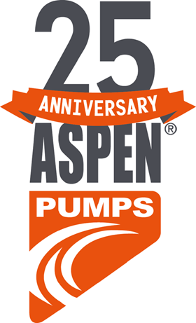 Aspen Pumps celebrates 25th anniversary year