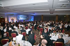 Delegates at the 2011 Pump Industry Awards.