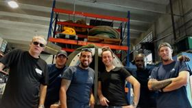 Subsea Global Solutions engineers are trained in Miami by seal experts from Lagersmit.