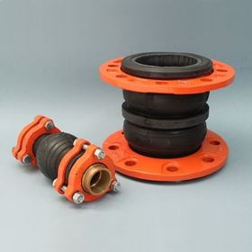 Rubber expansion joints are a type of flexible pipe connector that offer a solution to the problem of failure.