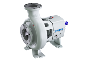 Sulzer's new CPE ANSI process pump.