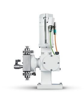 Lewa has introduced a new wide-range speed control for the Ecodos pump series