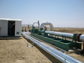 Netzsch multi-phase pumps can eliminate costly separation in the oil field.