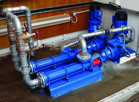 Packaged pumping systems have been developed to satisfy health and safety legislation.