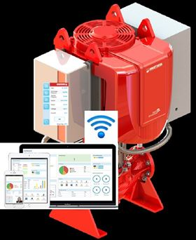 Armstrong's fire pump offers safety benefits, cost savings and performance improvements.