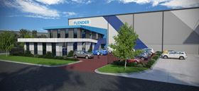 Flender's new state-of-the-art facility in Bayswater will be completed in September.