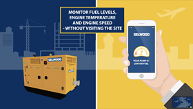 Selwood's new SelWatch technology is a remote Cloud-based telematics tool that offers real-time performance monitoring.