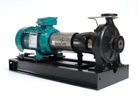Amarinth's C-series ISO 5199 single stage centrifugal end suction process pump