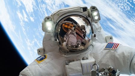 Astronauts finalise pump problem in space on Christmas Eve