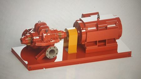 KBL fire pumps used in Atal tunnel project