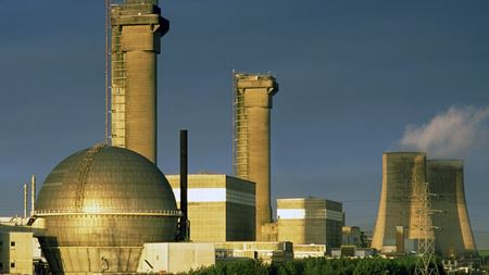 Amarinth provides replacement pumps for Sellafield nuclear fuel reprocessing plant