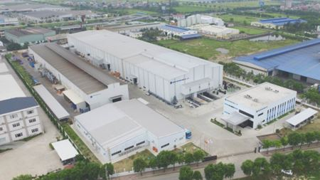 Ebara builds new pump plant in Vietnam