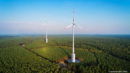 Voith to deliver pump turbines for wind/pumped storage power plant