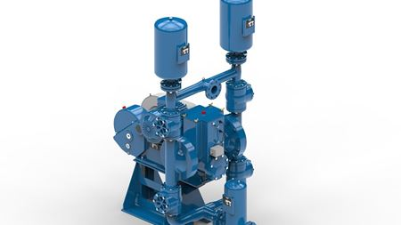 Abel secures order for 14 diaphragm pumps