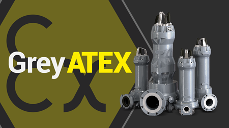 Zenit offers Grey pumps with ATEX certification