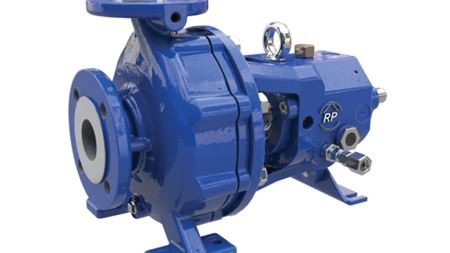 Ruhrpumpen model set up to ISO/DIN 2858 and ISO/DIN 5199 compliance