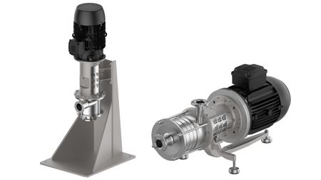 GEA doubles flow rates of multi-stage centrifugal pump