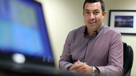 Tomlinson Hall appoints new area sales manager