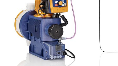 ProMinent improves metering pump