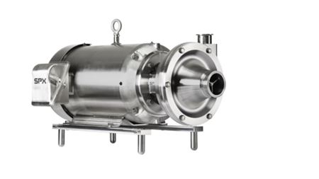 SPX unveils new pump for hygienic applications