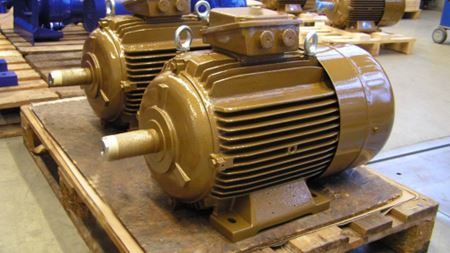 KSB produces SuPremE motor