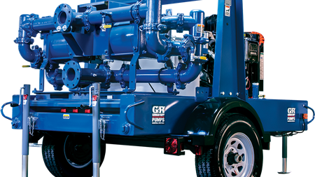Gorman-Rupp introduces new sludge and slurry pump