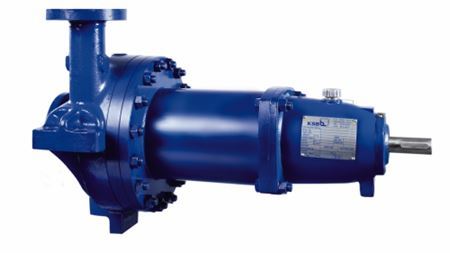 Zero-leakage refinery pump launched by KSB