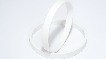 Study shows energy savings with polymer wear rings