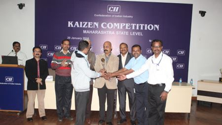 Kirloskar Ebara Pumps recognised for Kaizen practices