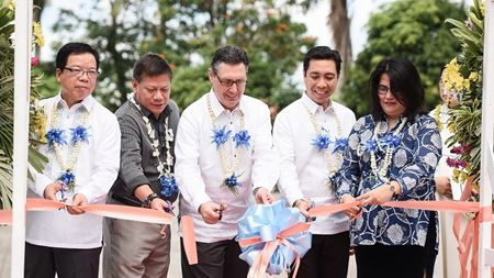 Xylem opens pump rental and services hub in the Philippines